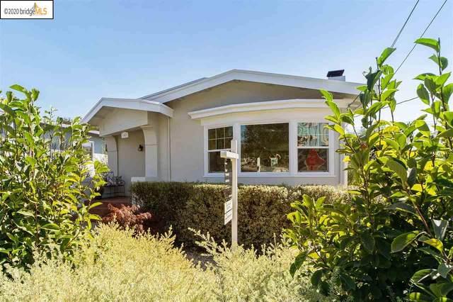 1401 Excelsior Ave, Oakland, CA 94602 (#40921498) :: Blue Line Property Group