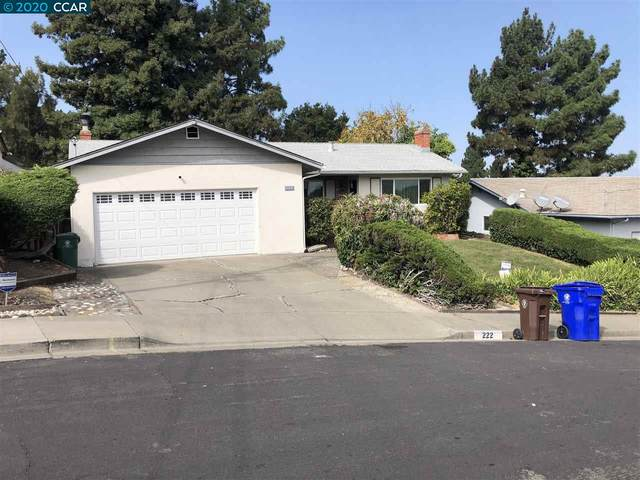 222 Brenda Ct, Pinole, CA 94564 (#40921502) :: Blue Line Property Group