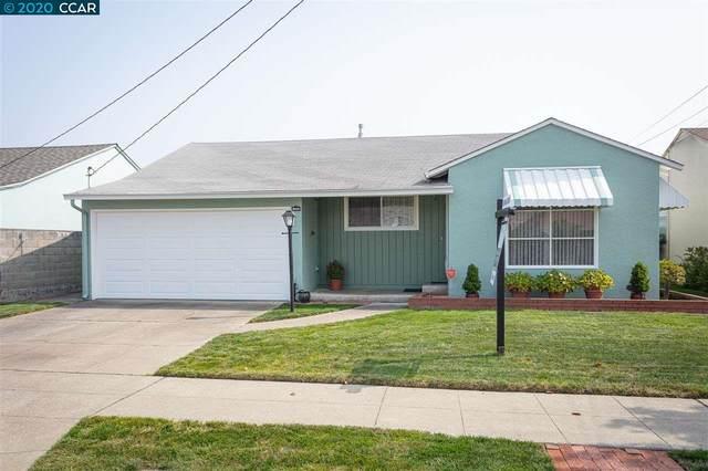 730 Barri Drive, San Leandro, CA 94578 (#40921510) :: Blue Line Property Group