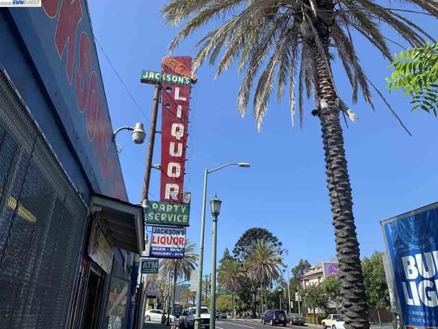 739 E 12th Street, Oakland, CA 94606 (#40921513) :: Blue Line Property Group