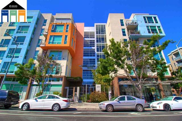 200 2nd St. #206, Oakland, CA 94607 (#40921514) :: Blue Line Property Group