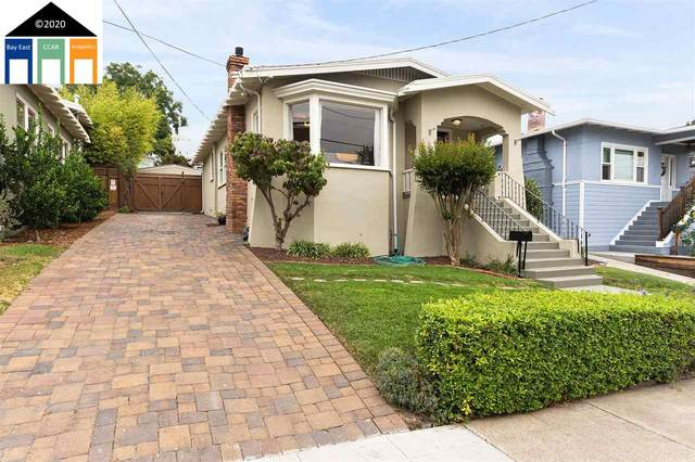 3100 California St, Oakland, CA 94602 (#40921530) :: Blue Line Property Group