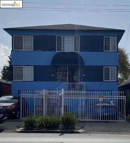 2466 Seminary Ave, Oakland, CA 94605 (#40921531) :: Blue Line Property Group