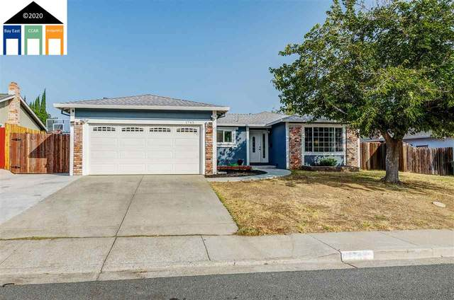 1745 Kingsly Dr, Pittsburg, CA 94565 (#40921604) :: Blue Line Property Group