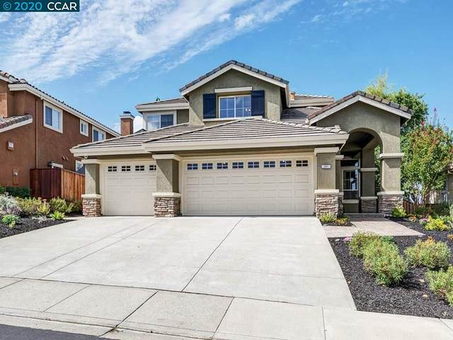 241 Jasmine Way, Danville, CA 94506 (#40921617) :: Realty World Property Network