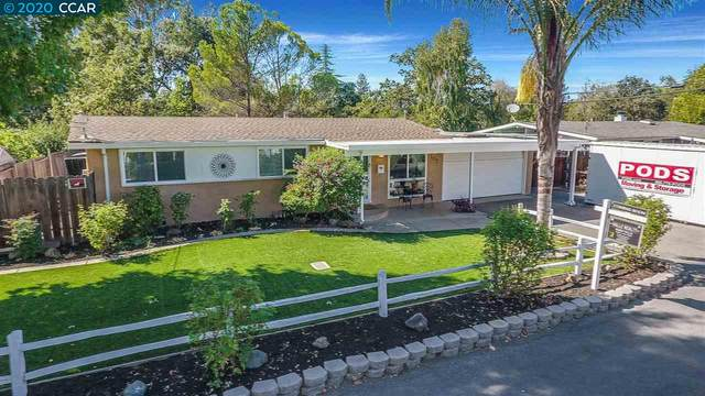 107 Moiso Ln, Pleasant Hill, CA 94523 (#40921623) :: Blue Line Property Group
