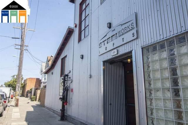 3116 Adeline St #105, Oakland, CA 94608 (#40921654) :: Real Estate Experts