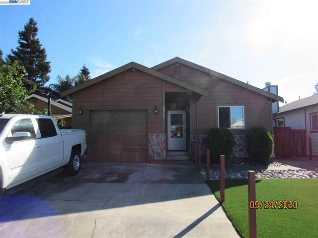 10543 Creekside Circle, Oakland, CA 94603 (#40921670) :: Realty World Property Network