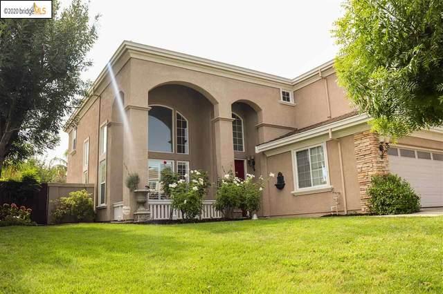 952 Autumn Oak Cir, Concord, CA 94521 (#40921689) :: Realty World Property Network