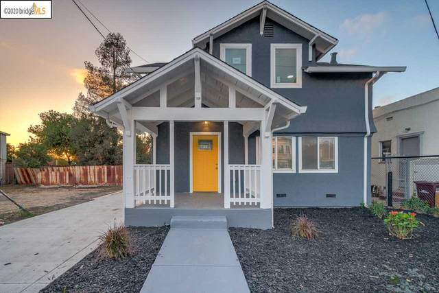 1633 41St Ave, Oakland, CA 94601 (#40921691) :: Realty World Property Network