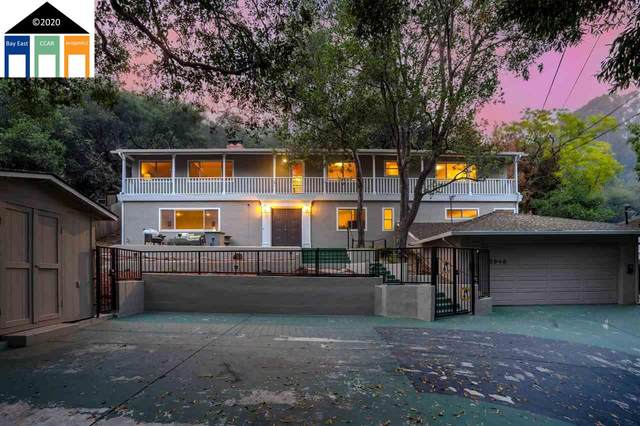 8946 Sage Rd, Oakland, CA 94605 (#40921697) :: Realty World Property Network