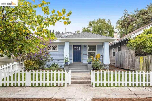6110 Colby St, Oakland, CA 94618 (#40921699) :: Blue Line Property Group