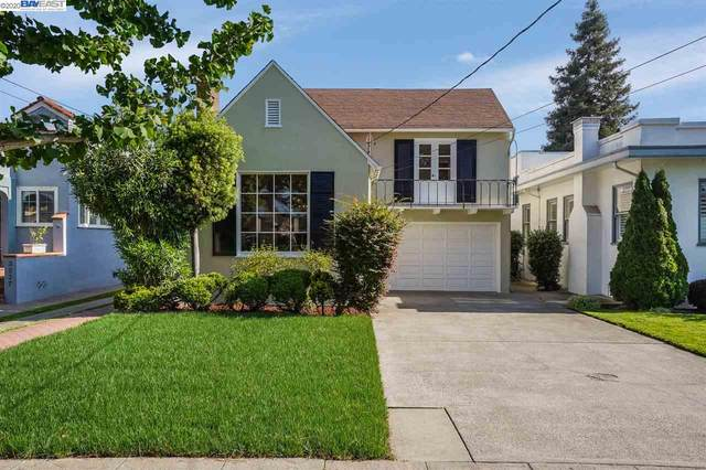 3239 Thompson Ave, Alameda, CA 94501 (#40921702) :: Real Estate Experts