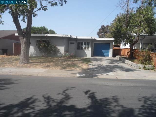 621 Donna Dr, Martinez, CA 94553 (#40921718) :: Blue Line Property Group