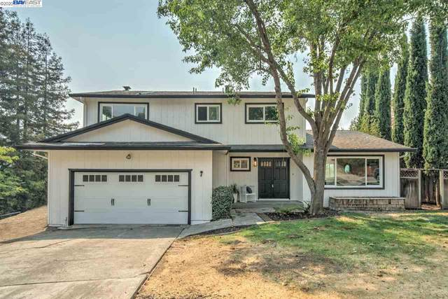 7 Pulido Ct, Danville, CA 94526 (#40921735) :: Realty World Property Network