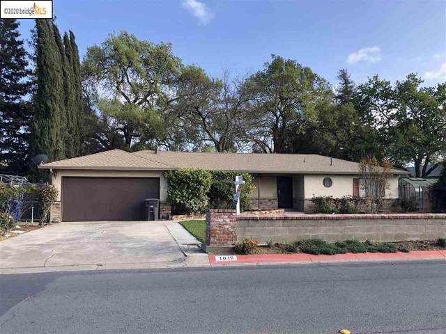 1015 San Miguel Rd, Concord, CA 94518 (#40921759) :: Blue Line Property Group