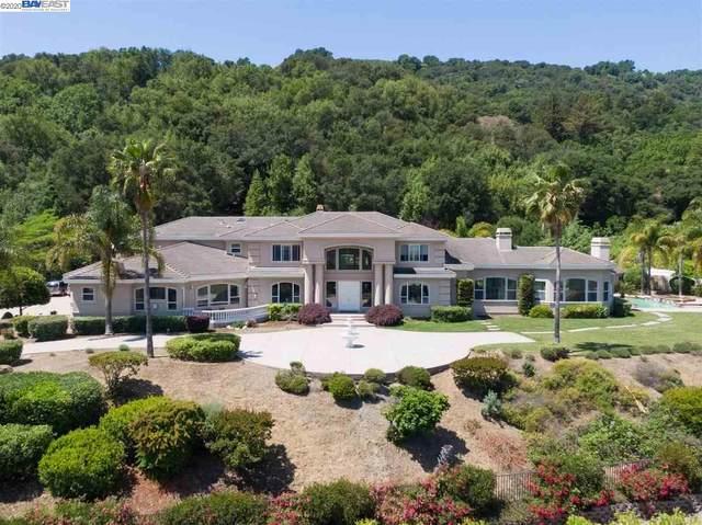 30 Sky Ter, Danville, CA 94526 (#40921761) :: Realty World Property Network
