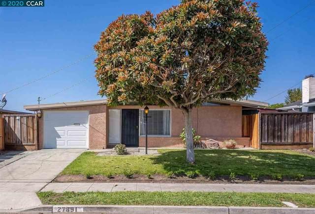 27891 Norwich Way, Hayward, CA 94545 (#40921764) :: Blue Line Property Group