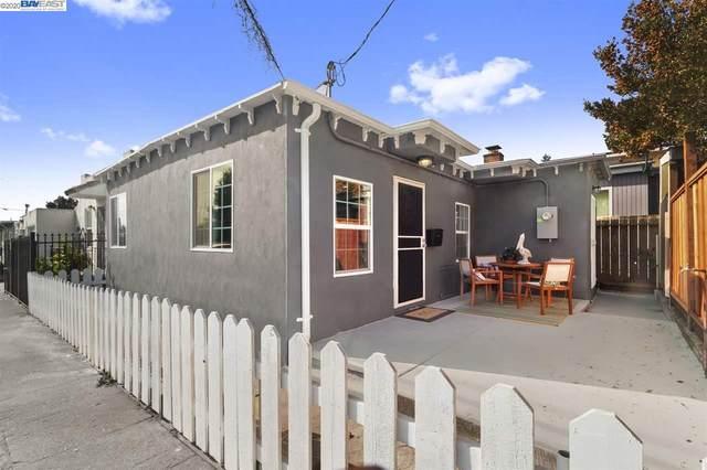 3917 Kansas St, Oakland, CA 94619 (#40921789) :: Realty World Property Network