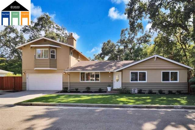 5 Green Valley Court, Danville, CA 94526 (#40921798) :: Realty World Property Network