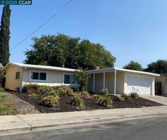 2784 Mayfair Ave, Concord, CA 94520 (#40921810) :: Blue Line Property Group