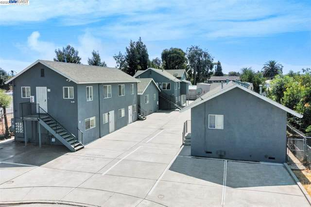 1945 Louisiana St, Vallejo, CA 94590 (#40921850) :: Realty World Property Network