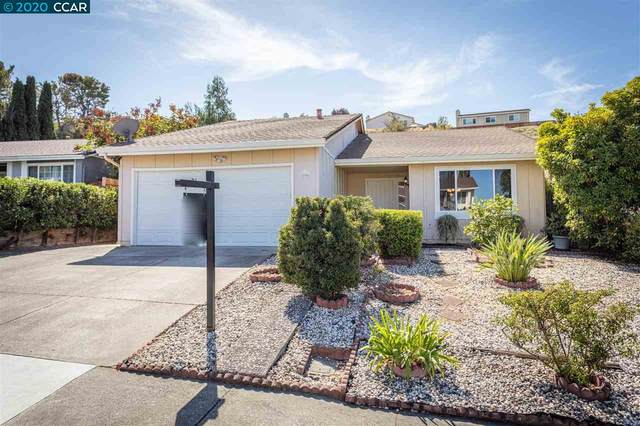 130 Bobolink Way, Hercules, CA 94547 (#40921868) :: Armario Venema Homes Real Estate Team