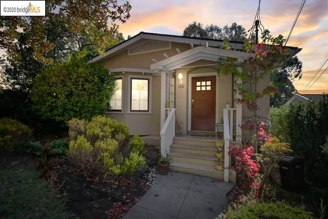 1221 Wellington St, Oakland, CA 94602 (#40921883) :: Realty World Property Network