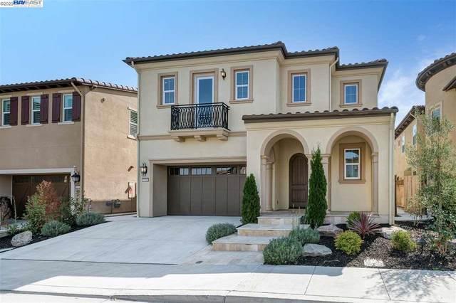 1119 Trumpet Vine Ln, San Ramon, CA 94582 (MLS #40921888) :: 3 Step Realty Group