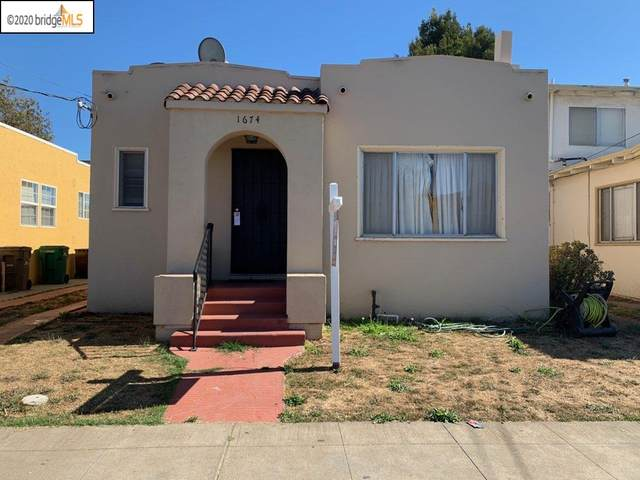 1674 79th Avenue, Oakland, CA 94621 (#40921891) :: Realty World Property Network