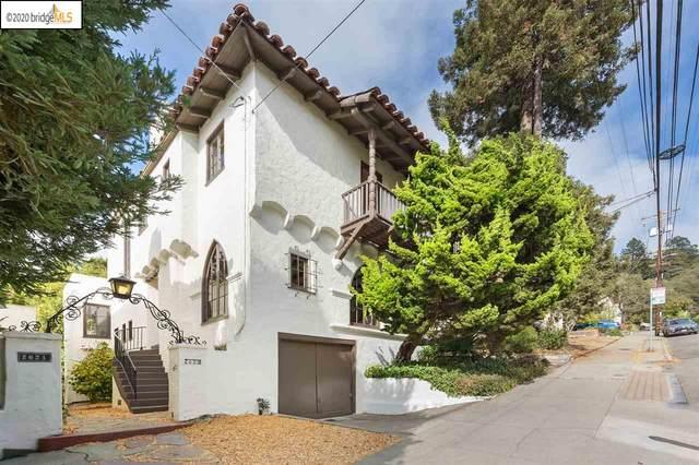 2623 Virginia St, Berkeley, CA 94709 (#40921915) :: Blue Line Property Group