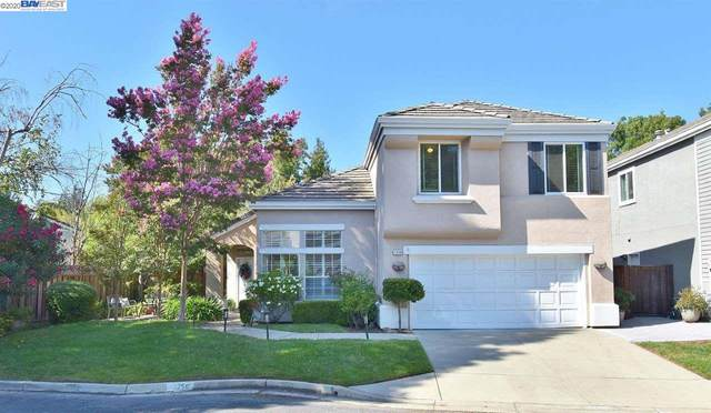 1258 Silverwood Ct, Danville, CA 94526 (#40921930) :: Realty World Property Network