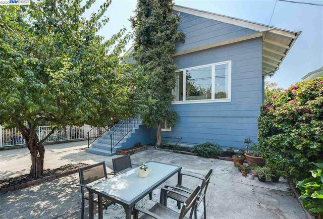 3027 E 16Th St, Oakland, CA 94601 (#40921961) :: Realty World Property Network