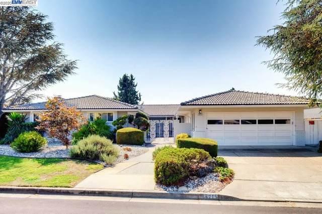 3715 Oakes Drive, Hayward, CA 94542 (#40921976) :: Realty World Property Network