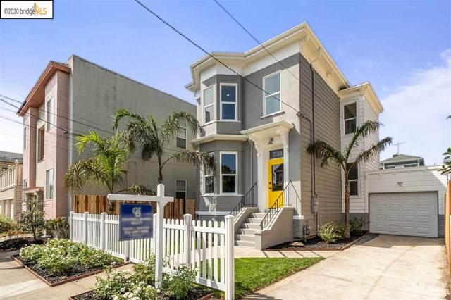 733 Henry St, Oakland, CA 94607 (#40921978) :: Realty World Property Network