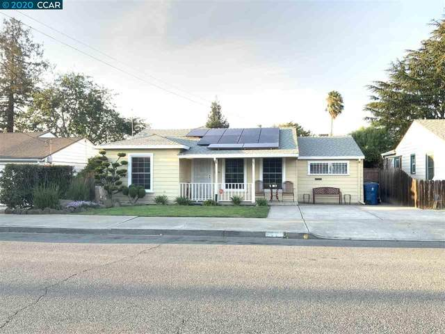 41 E 13Th St, Antioch, CA 94509 (#40921986) :: Blue Line Property Group