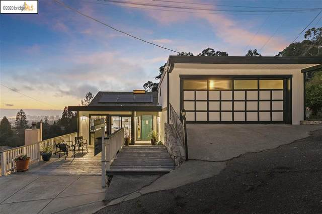 4370 Whittle Ave, Oakland, CA 94602 (#40922000) :: Realty World Property Network
