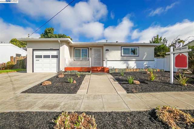 1237 Inglewood St, Hayward, CA 94544 (#40922008) :: Realty World Property Network