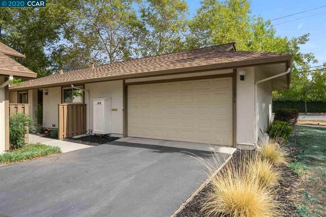 1876 Countrywood Ct., Walnut Creek, CA 94598 (#40922010) :: Realty World Property Network