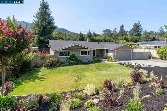 4 Chelton Ct, Orinda, CA 94563 (#40922023) :: Realty World Property Network
