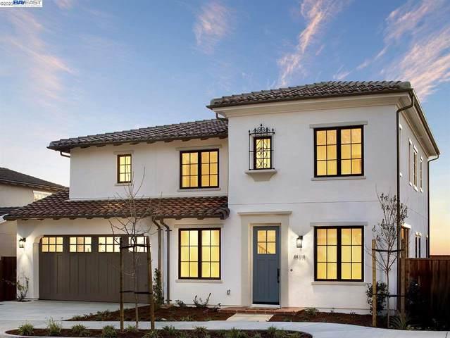 48432 Silva Pomar Terrace, Fremont, CA 94539 (#40922034) :: Realty World Property Network