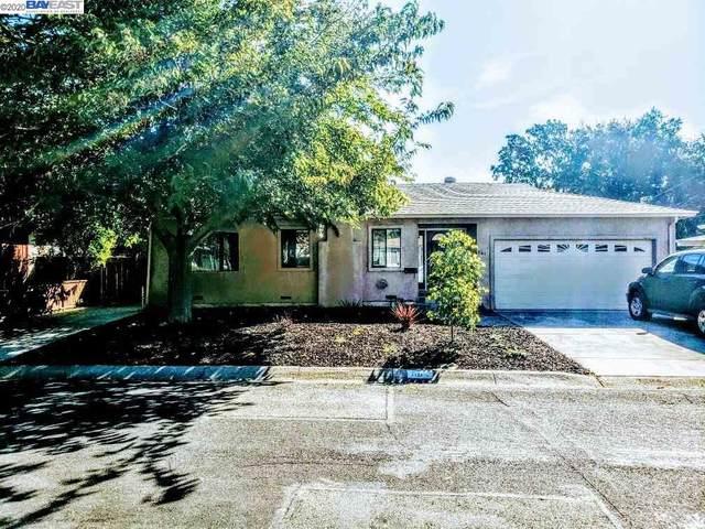 861 Ruth Dr, Pleasant Hill, CA 94523 (#40922059) :: Armario Venema Homes Real Estate Team