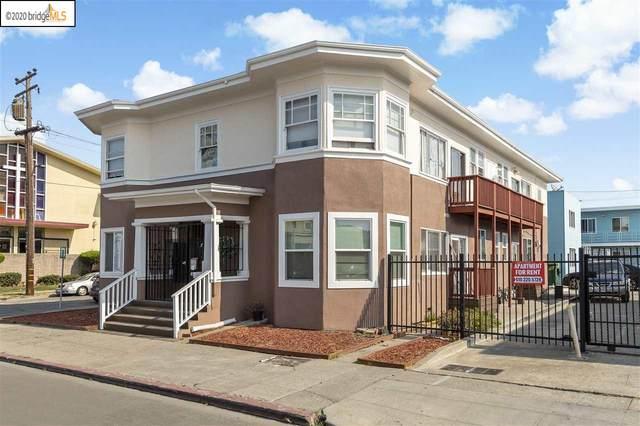 602 Foothill Blvd, Oakland, CA 94606 (#40922081) :: Excel Fine Homes
