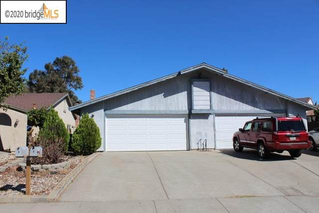 2504 Cathy Court #4, Antioch, CA 94509 (#40922101) :: Blue Line Property Group
