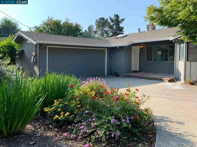 656 La Vista Road, Walnut Creek, CA 94597 (#40922103) :: Blue Line Property Group