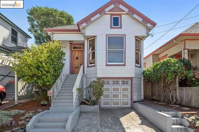 1716 Stuart St, Berkeley, CA 94703 (#40922104) :: Realty World Property Network