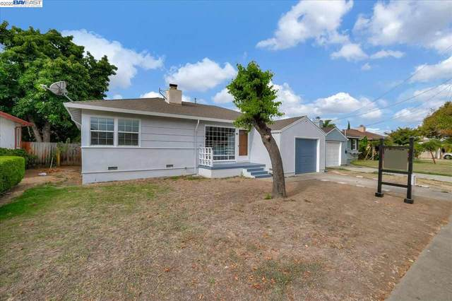15909 Via Arroyo, San Lorenzo, CA 94580 (#40922139) :: Real Estate Experts