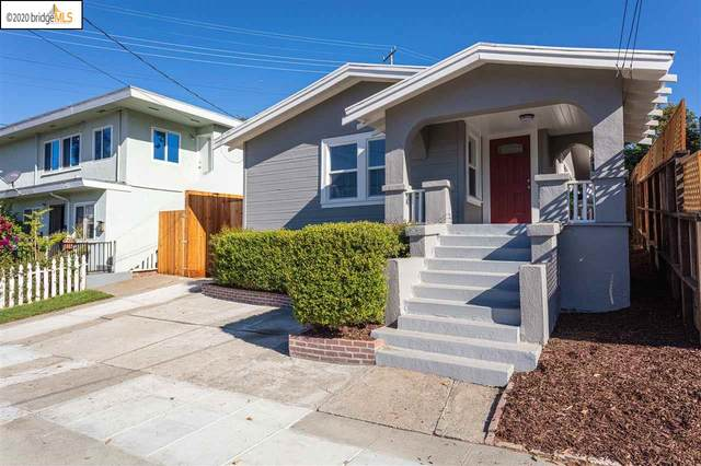 1308 E 32nd St, Oakland, CA 94602 (#40922152) :: Realty World Property Network