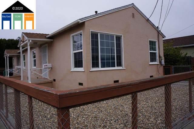 1622 Monterey St, Richmond, CA 94804 (#40922170) :: Realty World Property Network