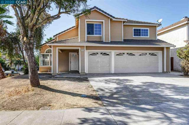 5054 Crestpark Cir, Antioch, CA 94531 (#40922173) :: Armario Venema Homes Real Estate Team